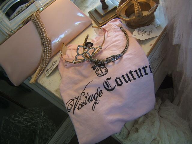 Vintage couturetee